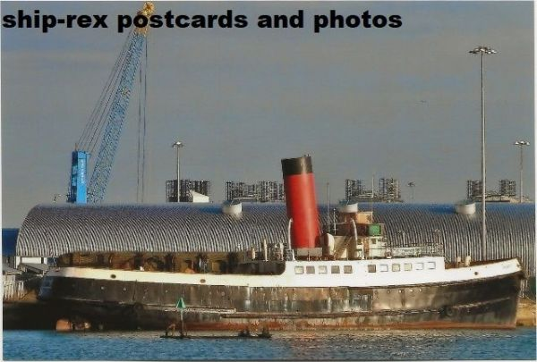 CALSHOT (1929, ex Red Funnel) photo